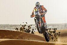 Rallye Dakar 2021 in Saudi Arabien - 6. Etappe