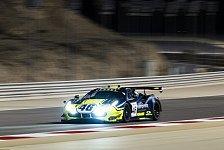 Valentino Rossi belegt 4. Platz bei Gulf 12 Hours