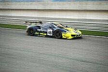 MotoGP - Video: Valentino Rossi fährt GT-Rennen in Bahrain: Teil 2
