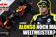 Formel 1 - Video: Formel 1 Q&A: Kann Alonso noch mal Weltmeister werden?