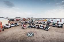 Rallye Dakar 2021 in Saudi Arabien - Ruhetag