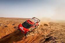 Dakar 2021: Sebastien Loeb gibt nach Defekt-Serie auf