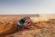 Dakar 2021: Zweiter Tagessieg für Al Rajhi/von Zitzewitz
