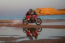 Rallye Dakar 2021: Neuerlicher Dreifachsieg für Honda