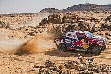 Dakar 2021: Al-Attiyah gewinnt Etappe, Peterhansel die Dakar?
