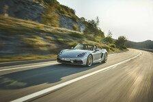 Porsche setzt der Boxster-Studie von 1993 ein Denkmal