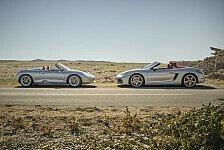 Porsche Jubiläumsmodell Boxster 25 Jahre