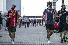 Formel 1 - Aston-Martin-Teamchef: Stroll wird Vettel pushen
