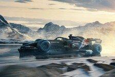 Formel 1 2021: Alpine zeigt neues Design