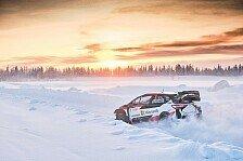 WRC 2021: Arctic Rally Finland wird Ersatz für Rallye Schweden