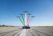 Auto - Video: Der Pagani Huayra Tricolore - bereit zum Abheben