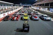 Sportwagen - Video: 24h Dubai 2021: Livestream zum 24-Stunden-Rennen