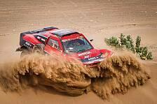 Rallye Dakar 2021 in Saudi Arabien - 11. Etappe