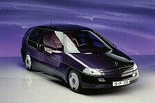 Mercedes-Benz F 100 von 1991: Ein Blick in die Zukunft