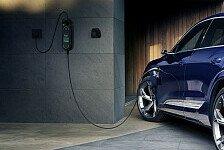 Elektromobilität: Intelligenz gegen den Blackout im Audi e-tron