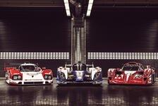 Toyota bei 24h Le Mans: Die berühmtesten Autos der Japaner