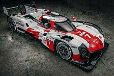 Toyota GR010 Hypercar für WEC und 24h Le Mans 2021