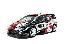 WRC 2021: Die neue Lackierung des Toyota Yaris WRC