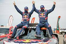 Dakar 2021: 14. Gesamtsieg für Monsieur Dakar Peterhansel