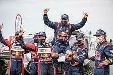 Rallye Dakar 2021 in Saudi Arabien - 12. Etappe