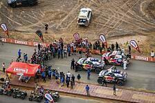 Rallye Dakar 2021: Ergebnisse und Gesamtwertung