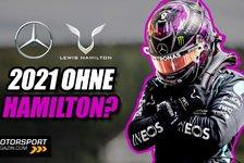 Formel 1 - Video: Formel 1 2021: Trennen sich Hamilton und Mercedes?