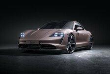 Porsche erweitert die Taycan Modellpalette