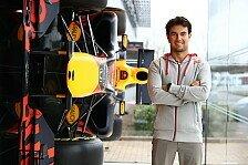 Formel 1 2021: Sergio Perez zum ersten Mal bei Red Bull