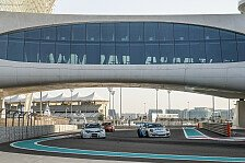 24H Series powered by Hankook: Markenvielfalt bei 6h Abu Dhabi