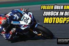 MotoGP - Video: WSBK Q&A: Wie wird sich Folger auf BMW schlagen?