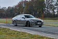 Auto - Video: BMW i4: Letzter Feinschliff vor der Weltpremiere