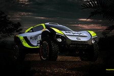 Extreme E 2021: Jenson Button kommt als Teamchef und Fahrer