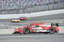 24h Daytona 2021: Action Express Cadillac gewinnt Quali-Rennen