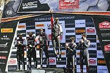 WRC Rallye Monte-Carlo 2021: Live-Ticker-Nachlese