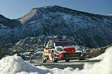 WRC Rallye Monte-Carlo 2021: Alle Fotos vom WM-Auftakt