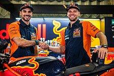 MotoGP - Binder und Oliveira einig: WM-Titel 2021 für KTM drin