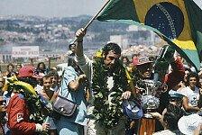 Formel 1 heute vor 46 Jahren: Pace verewigt sich in Sao Paulo