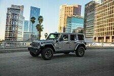 Jeep Wrangler 4xe First Edition kann jetzt reserviert werden