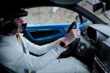 Formel 1 - Video: Formel 1, Ocon mal anders: Rallye Monte Carlo im Alpine A110S