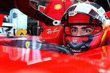 Formel 1 2021: Vettel-Erbe Carlos Sainz gibt Ferrari-Debüt