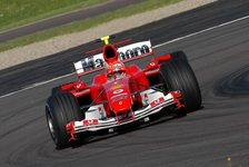 Formel 1 heute vor 17 Jahren: Rossi als Schumacher-Double