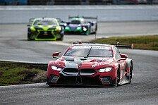 24h Daytona 2021: BMW-Porsche-Unfall sorgt für Verwunderung