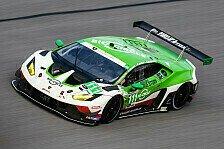 IMSA, 24h Daytona: GRT Grasser Racing Team mit Top-Ausgangslage