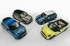 Nächste Generation MINI 3-Türer, 5-Türer und Cabrio ab März