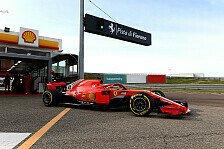 Formel 1, Schumacher mit Ferrari-Test: Hilft ans Limit zu gehen