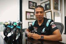 MotoGP: Petronas-Team zeigt Miniatur von neuem Rossi-Bike