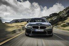 BMW M5 CS als Safety Car im Rahmen der 24h Daytona im Einsatz