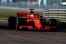 Formel 1 2021 - Ferrari-Test in Fiorano, Tag 5: Schumacher & Co