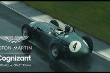 Formel 1 - Video: Formel-1-Geschichte: Aston Martins erstes GP-Auto