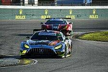 24h Daytona: Corona-Vorfall - Strafe für Mercedes-Kundenteam